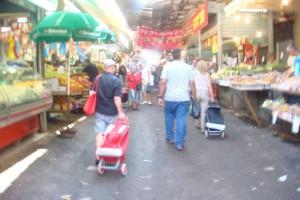CArmel Market Tel-Aviv