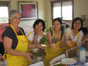 cooking in israel, cooking class Tel Aviv