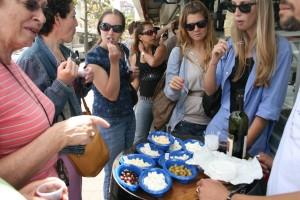Cilinary Tour in Tel-Aviv - Carmel Market