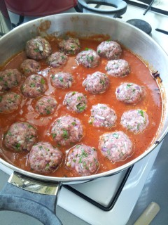 meat balls, israeli recipes, cooking in israel