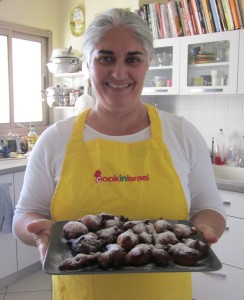 cooking in israel, chanukah recipes