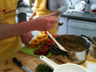 cooking in israel, israeli recipes