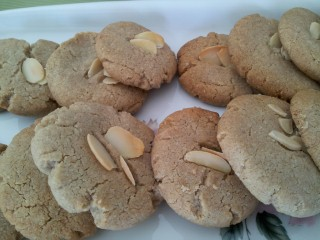 Cooking Vacations - Tahini and Almond Cookies
